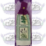 Lavender Kitchen Towel